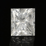 1.01ct Loose Diamond - Princess Cut GIA Graded SI2 F Solitaire