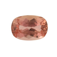 1.51ct Loose Padparadscha Sapphire - Cushion Cut GIA Graded Solitaire