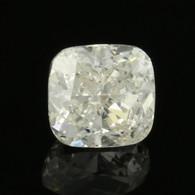 1.12ct Loose Diamond - Cushion Cut GIA Graded I1 L Solitaire