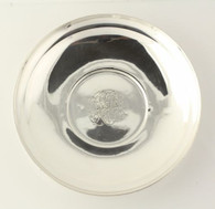 Tiffany & Co. Small Plate - Sterling Silver Monogrammed ALD Collectible Dish