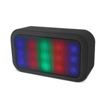 Bluetooth® Speaker with LED Lights