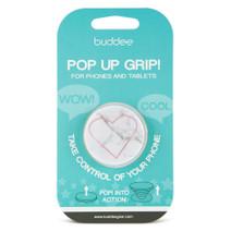 buddee Pop Up Grip - Marble Heart