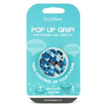 buddee Pop Up Grip - Mermaid Tail