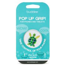 buddee Pop Up Grip - Turtle