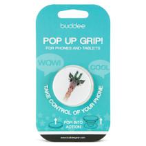 buddee Pop Up Grip - Giraffe