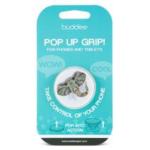 buddee Pop Up Grip - Elephant