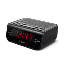 "Digital Clock Radio with 0.6"" LED display"