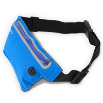 Waist Pocket Belt - Blue