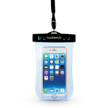 Waterproof Smartphone Pouch - Blue