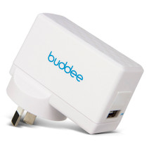 USB Wall Charger 2.4A - White