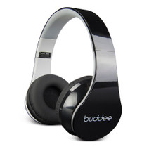 Bluetooth® Over-Ear Headphones - Black