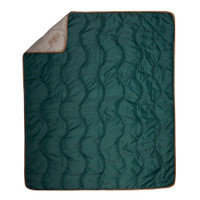 Wenzel Camp Quilt, green