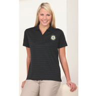 Lady's Textured Performance Polo