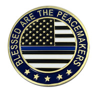 Peacemaker Challenge Coin
