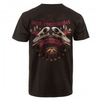 AUTHENIC DUCK DYNASTY DUCK COMMANDER CALL AKE SKULL T-SHIRT NEW!!!