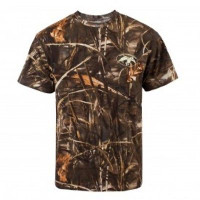 AUTHENTIC DUCK COMMANDER CALLS CAMO T-SHIRT DUCK DYNASTY NEW!