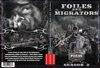 FOILES AND THE MIGRATORS SEASON 2 DVD (NEW FOR 2012)