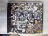 TIM GROUNDS DUCK AND GOOSE CALLS(SNOWGROUNDER CD) NEW