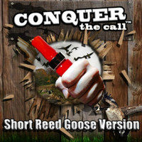 TIM GROUNDS CONQUER THE CALL GAME CALL TRAINING SYSTEM SHORT REED GOOSE VERSION!
