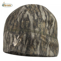 AVERY OUTDOORS FLEECE SKULL CAP BOTTOMLAND AVERY CATTAIL LOGO NEW!!!