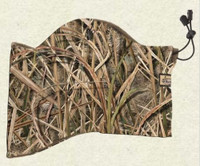 AVERY GREENHEAD GEAR FLEECE NECK GAITER MOSSY OAK SHADOW GRASS BLADES