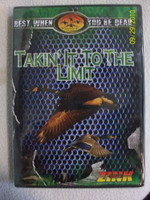 ZINK DUCK & GOOSE CALLS TAKIN' IT TO THE LIMIT DVD NEW