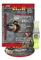 ZINK CALLS NBG LEMON DROP DUCK CALL SINGLE REED & DVD COMBO