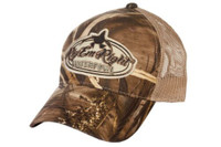 RIG' EM RIGHT WATERFOWL CAMO TRUCKERS HAT MESH BACK MAX 5 CAMO HAT CAP NEW!!!