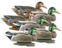 AVERY GREENHEAD GEAR GHG OVER-SIZED SERIES MALLARD DUCK DECOYS 73013 NEW!!!