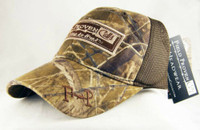 FIELD PROVEN DUCK & GOOSE CALLS BUCK BRUSH CAMO TRUCKERS MESH BACK HAT NEW!!!