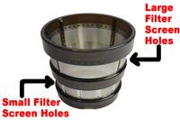 Juice Filter on a VSJ843