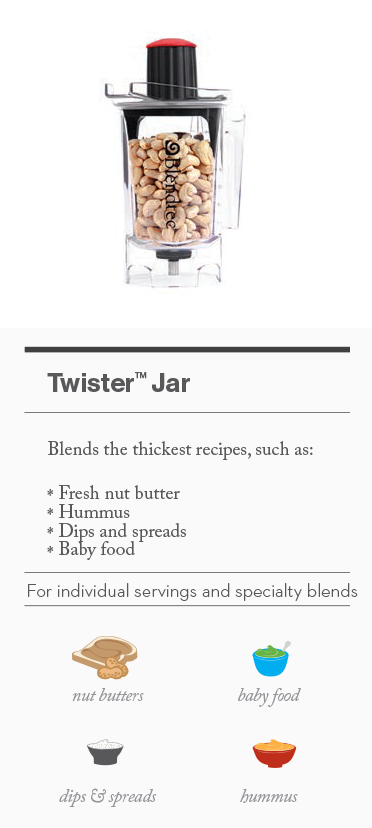 Best Uses for Blendtec Twister Jar with Spatula