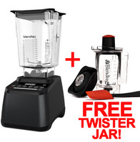 Designer  675 in Charcoal Finish. With WildSide+ Blending Jar + FREE Twister Jar.  **Only While Inventory Lasts**