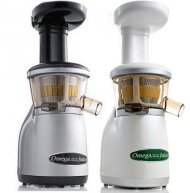 Omega VRT350HD and Omega VRT350W Masticating Juicers