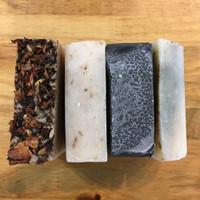 Clary Sage, Marjoram, + Lavender Mini Soap - SALE