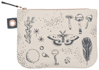 Mystique Zip Pouch - Large  | Mama Bath + Body