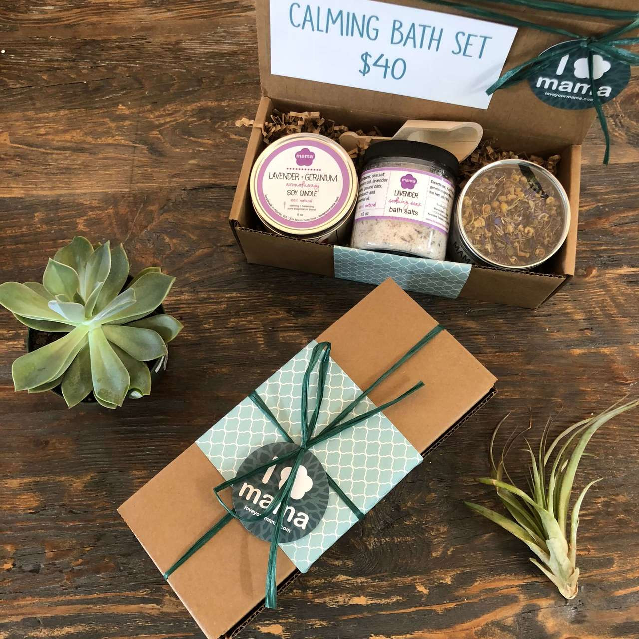 Calming Bath Gift | Mama Bath + Body