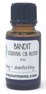 Bandit Essential Oil Blend   Mama Bath + Body