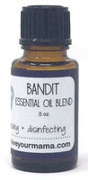 Bandit Essential Oil Blend | Mama Bath + Body