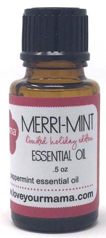 Merri-Mint Essential Oil Blend | Mama Bath + Body