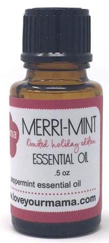 Merri-Mint Essential Oil Blend | Mama Bath + Body