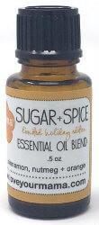 Sugar + Spice Essential Oil Blend   Mama Bath + Body