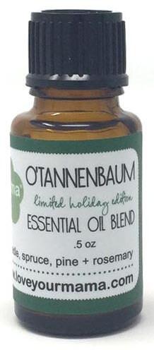 O'Tannenbaum Essential Oil Blend | Mama Bath + Body