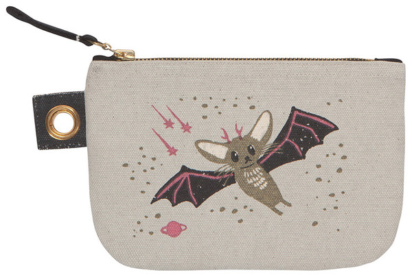 Beasties Zip Pouch - Small | Mama Bath + Body