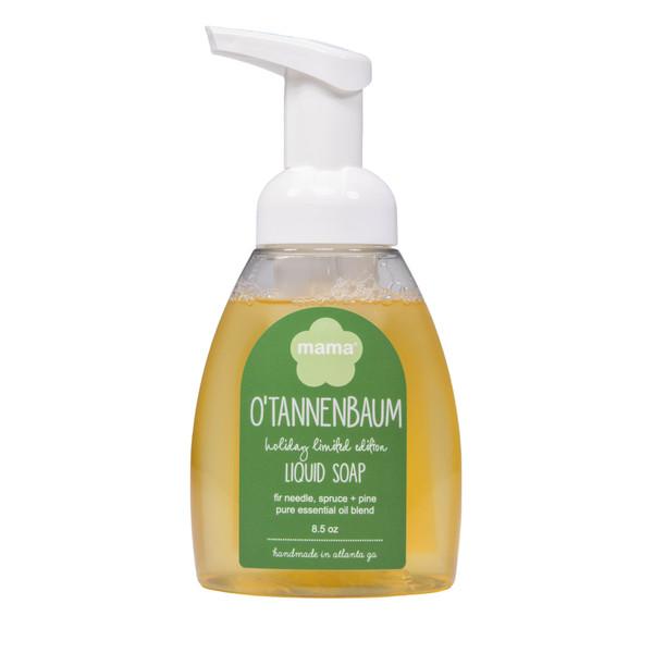 O'Tannenbaum Liquid Soap | Mama Bath + Body