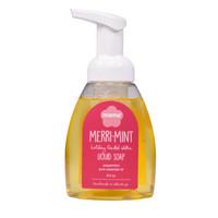 Merri-Mint Liquid Soap | Mama Bath + Body