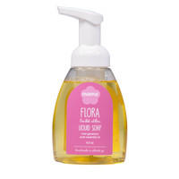 Flora (Rose Geranium) Liquid Soap | Mama Bath + Body
