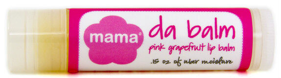 Grapefruit Lip Balm | Mama Bath + Body