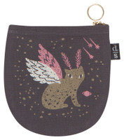 Beasties Halfmoon Pouch | Mama Bath + Body