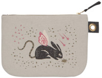 Beasties Zip Pouch - Large | Mama Bath + Body